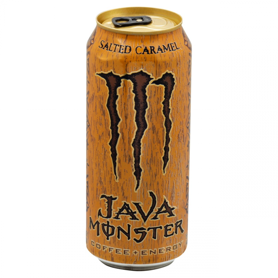 Review On The Salted Caramel Java Monster