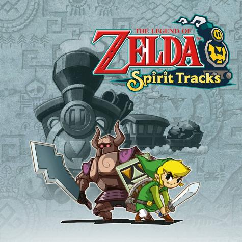 Review of The Legend of Zelda: Spirit Tracks