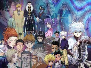 Anime Worth Watching - Hunter X Hunter